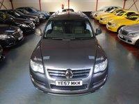 2007 VOLKSWAGEN TOUAREG 3.0 TDI V6 ALTITUDE 5d AUTO  £8400.00