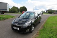 2011 RENAULT SCENIC 1.5 EXPRESSION DCI 7 Seater,Service History £4450.00