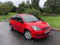 2008 FORD FIESTA 1.2 STYLE CLIMATE 16V 5d 78 BHP £2450.00