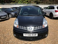 2008 NISSAN NOTE 1.4 ACENTA R 5d 88 BHP £1650.00