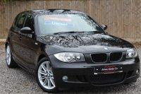 2009 BMW 1 SERIES 2.0 118D M SPORT 5d 141 BHP £5995.00