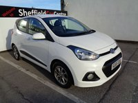 USED 2015 65 HYUNDAI I10 1.0 PREMIUM 5d 65 BHP MANUFACTURERS WARRANTY UNTIL SEPT 2020 BLUETOOTH AIR CON ALLOY WHEELS LOW TAX  60 PLUS MPG  CRUISE CONTROL