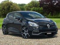 2015 RENAULT CLIO 1.6 RENAULTSPORT NAV TROPHY 5d AUTO 220 BHP £14985.00