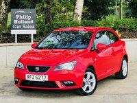 2014 SEAT IBIZA 1.4 TOCA 3d 85 BHP £6295.00