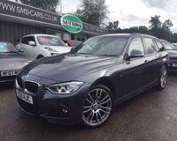 2015 BMW 3 SERIES 2.0 320D XDRIVE M SPORT 4d AUTO 181 BHP £18989.00
