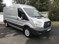 USED 2015 15 FORD TRANSIT 350 FWD 2.2 125 BHP TREND L3 H2 **CHOOSE FROM 70 VANS**