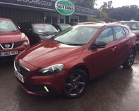 2015 VOLVO V40 1.6 D2 CROSS COUNTRY LUX 5d 113 BHP