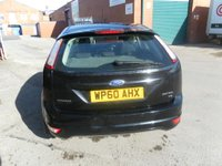 USED 2010 60 FORD FOCUS 1.6 ZETEC 5d 100 BHP
