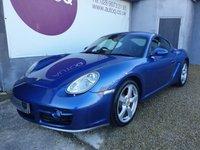 2006 PORSCHE CAYMAN 3.4 24V S 2d 295 BHP £14995.00