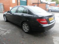 USED 2012 12 MERCEDES-BENZ C CLASS 2.1 C220 CDI BLUEEFFICIENCY SE 4d 168 BHP