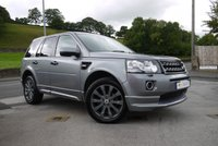USED 2013 63 LAND ROVER FREELANDER 2.2 SD4 DYNAMIC 5d AUTO 190 BHP NAVIGATION - HEATED LEATHER