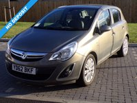 USED 2012 62 VAUXHALL CORSA 1.4 SE 5d AUTO 98 BHP *****Rare Automatic Gearbox*****