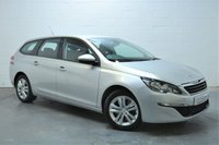 USED 2014 64 PEUGEOT 308 2.0 BLUE HDI SW ACTIVE 5d 150 BHP 1 OWNER + FULL SERVICE HISTORY