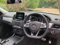 USED 2017 66 MERCEDES-BENZ GLE-CLASS 3.0 AMG GLE 43 4MATIC PREMIUM 5d AUTO 362 BHP
