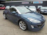 2011 PEUGEOT RCZ 2.0 HDI GT 2d 163 BHP £6990.00