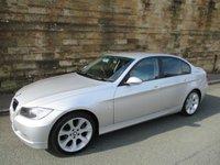 2005 BMW 3 SERIES 2.0 320D SE 4d 161 BHP £3940.00