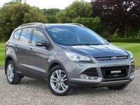 2013 FORD KUGA 2.0 TITANIUM X TDCI 5d 160 BHP £11985.00