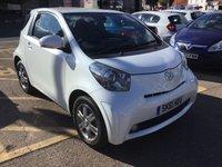 2011 TOYOTA IQ 1.0 VVT-I IQ2 3d 68 BHP £4500.00