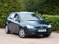 2006 FORD FOCUS 1.6 LX 5d 100 BHP £2370.00