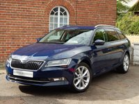 USED 2015 65 SKODA SUPERB 2.0 SE L EXECUTIVE TDI 5d 148 BHP