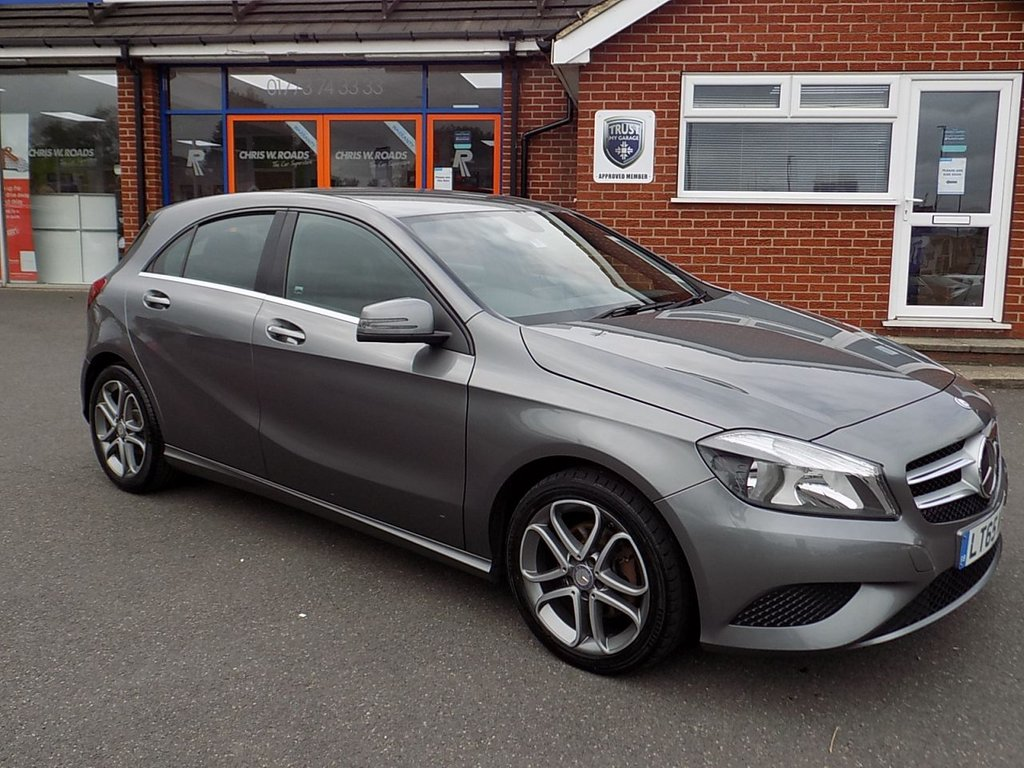 USED 2015 65 MERCEDES-BENZ A-CLASS A200 2.1 CDi Sport 5dr ** Cruise + Bluetooth + £30 RFL **