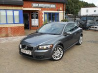 USED 2008 08 VOLVO C30 2.0 D SE 3d 135 BHP 2 Owners Full service History!