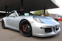 USED 2015 64 PORSCHE 911 3.8 CARRERA 4 GTS PDK 2d AUTO 430 BHP
