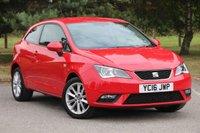 2016 SEAT IBIZA 1.0 VISTA 3d 74 BHP £7990.00