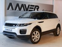 USED 2016 16 LAND ROVER RANGE ROVER EVOQUE 2.0 TD4 SE TECH 5d 177 BHP