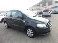 USED 2010 10 VOLKSWAGEN FOX 1.2 URBAN 6V 3d 55 BHP FSH * LOW INS * LOW MILES * BAD CREDIT * WE CAN HELP