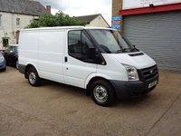 2011 FORD TRANSIT 2.2 260 LR 1d 85 BHP £4750.00