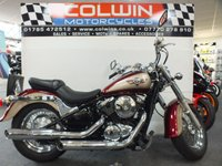 USED 2000 W KAWASAKI VN800 805cc VN800A3  ONLY 9,000 MILES!!!