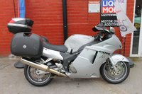 USED 2004 54 HONDA CBR1100XX SUPER BLACKBIRD X-4  A Splendid Low Mileage Sports Tourer. Free Uk Delivery.