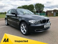 2010 BMW 1 SERIES 2.0 116I SPORT 5d 121 BHP £5995.00