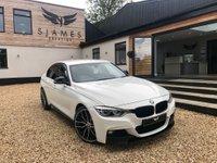 2016 BMW 3 SERIES 3.0 330D M SPORT 4d AUTO 255 BHP £19990.00