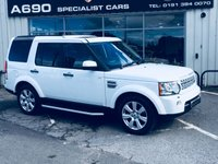 2013 LAND ROVER DISCOVERY 3.0 4 SDV6 HSE 5d AUTO 255 BHP £21990.00