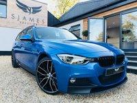 2016 BMW 3 SERIES 2.0 320D XDRIVE M SPORT TOURING 5d AUTO 188 BHP £20190.00