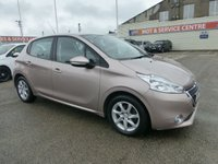 USED 2014 64 PEUGEOT 208 1.2 ACTIVE 5d 82 BHP SH * BLUETOOTH * CRUISE * GOT BAD CREDIT * WE CAN HELP