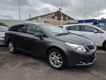 2010 TOYOTA AVENSIS 1.8 VALVEMATIC TR 5d 145 BHP £5495.00