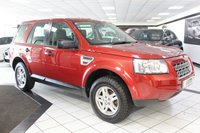 USED 2009 58 LAND ROVER FREELANDER 2 2.2 TD4 S 160 BHP BEAT THE WINTER PRICE TAG!