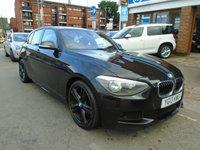 USED 2013 P BMW 1 SERIES 2.0 120D M SPORT 5d 181 BHP