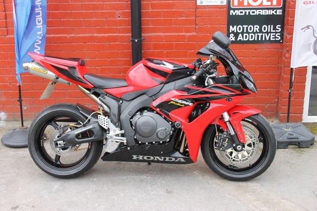 2009 09 HONDA CBR1000RR FIREBLADE