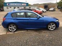 USED 2013 13 BMW 1 SERIES 2.0 120D M SPORT 5d AUTO 181 BHP