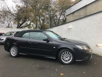 2008 SAAB 9-3 1.8 LINEAR SE 2d AUTO 150 BHP £4495.00