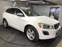 USED 2011 60 VOLVO XC60 2.4 D5 R-DESIGN AWD 5d 205 BHP Bluetooth  : R-Design steering wheel  + contrasting leather upholstery  :   Remotely operated tailgate  :  Fully stamped service history
