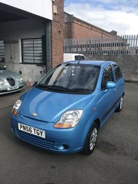 2006 CHEVROLET MATIZ 1.0 SE 5d 65 BHP £1995.00