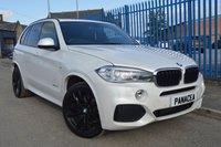 2013 BMW X5 3.0 XDRIVE30D M SPORT 5d AUTO 255 BHP £28890.00
