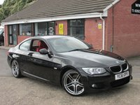 2011 BMW 3 SERIES 320D M SPORT (£2,630 OF EXTRAS) 2dr £9490.00