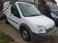 USED 2006 56 FORD TRANSIT CONNECT 1.8 T220 L SWB 90 TDCI 1d 89 BHP