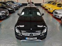 2014 MERCEDES-BENZ C CLASS 2.1 C250 BLUETEC AMG LINE 4d AUTO £17700.00